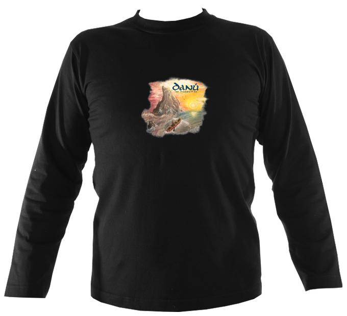 Danú Ten Thousand Miles Mens Long Sleeve T-Shirt