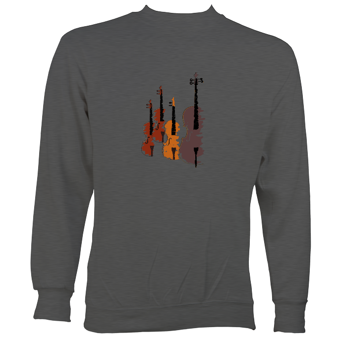 String Quartet Sketch Sweatshirt