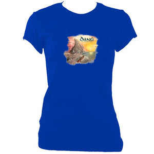 Danú Ten Thousand Miles Ladies Fitted T-Shirt