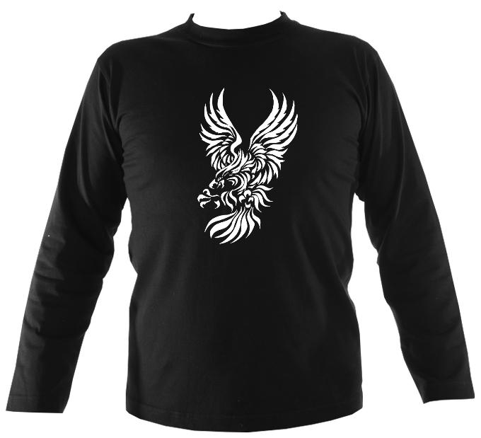 Eagle Mens Long Sleeve Shirt