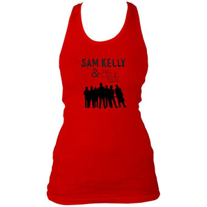 Sam Kelly and the Lost Boys Ladies Vest
