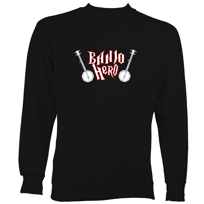 Banjo Hero Sweatshirt