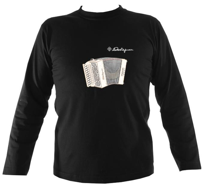 Castagnari Lilly Melodeon Mens Long Sleeve Shirt