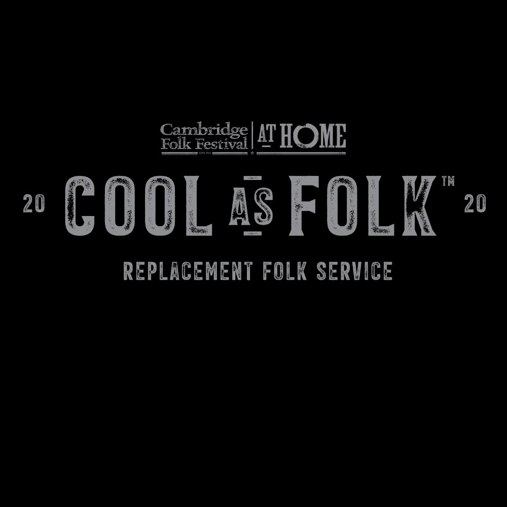 Cambridge Folk Festival Cool as Folk Hoodie