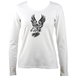 Eagle Ladies Long Sleeve Shirt