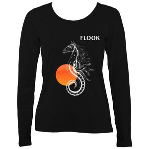 Flook Ancora Ladies Long Sleeve Shirt