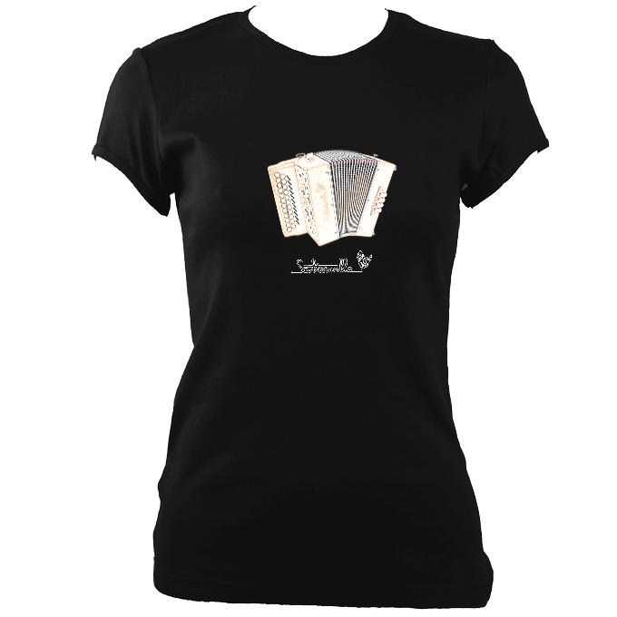 Ladies Fitted Saltarelle Bouebe T-shirt