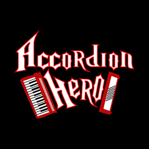 Accordion Hero Ladies Racerback Vest