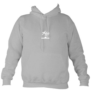 Bike Fail Hoodie-Hoodie-Heather grey-Mudchutney