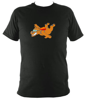 Dare Bear T-Shirt - T-shirt - Forest - Mudchutney