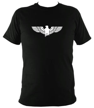 Eagle T-Shirt - T-shirt - Black - Mudchutney