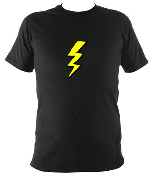 Lightening Bolt T-Shirt - T-shirt - Forest - Mudchutney
