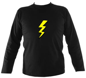 Lightening Bolt Long Sleeve Shirt