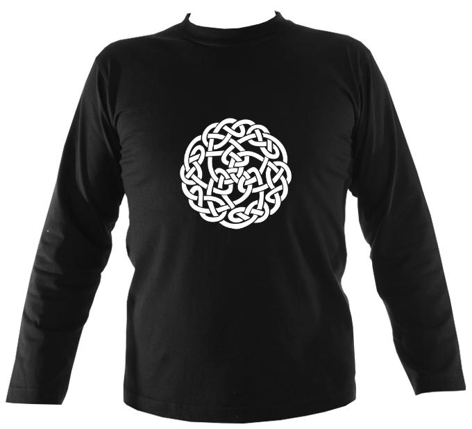 Traditional Celtic Knot Long Sleeve Shirt