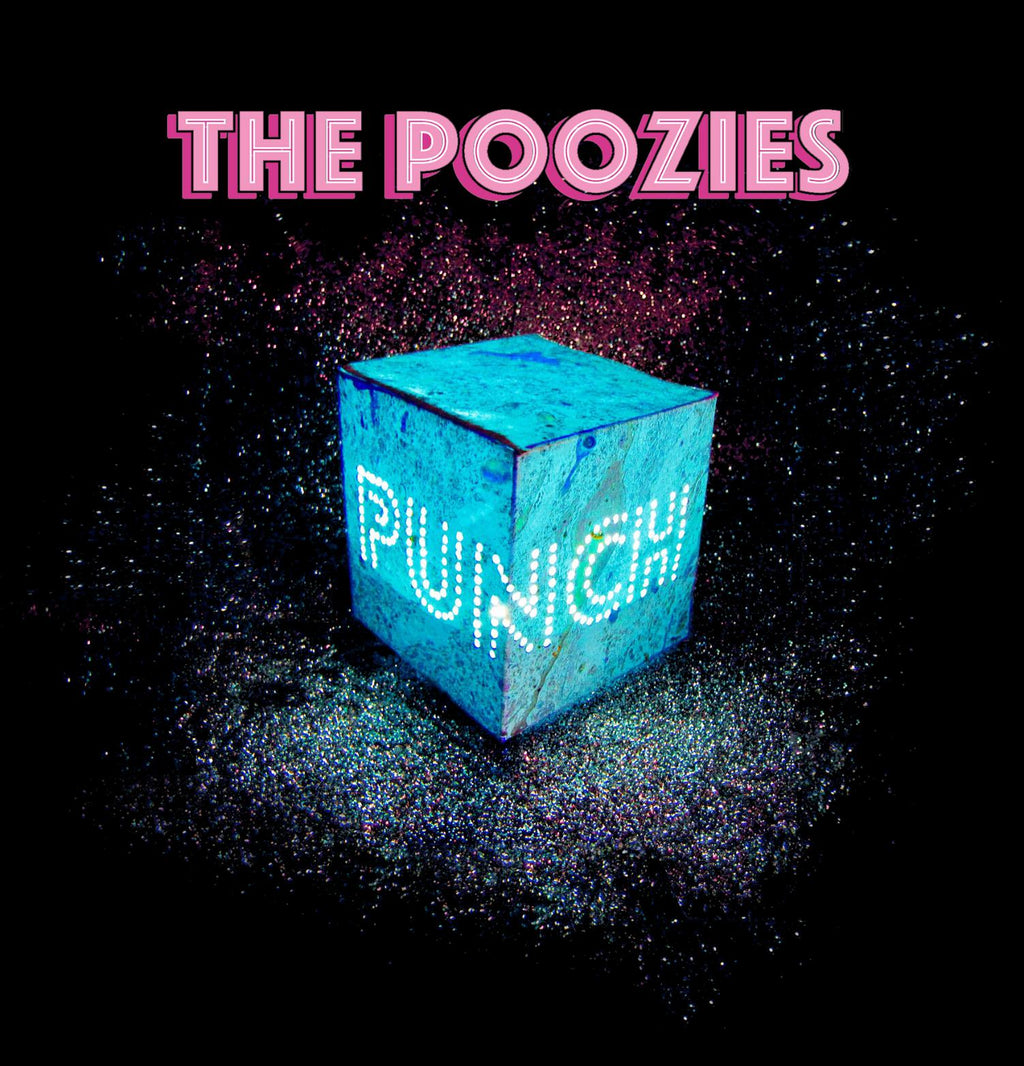 "The Poozies ""Punch"" T-shirt - T-shirt - - Mudchutney"