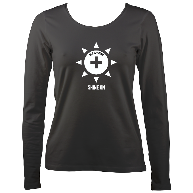 "Reg Meuross ""Shine On"" Women's Long Sleeve Shirt"