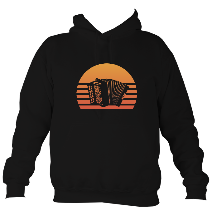 Melodeon Sunset Hoodie