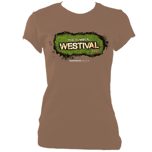 Westival 2020 Ladies Fitted T-shirt