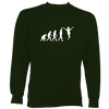 Evolution of Morris Dancers Sweatshirt