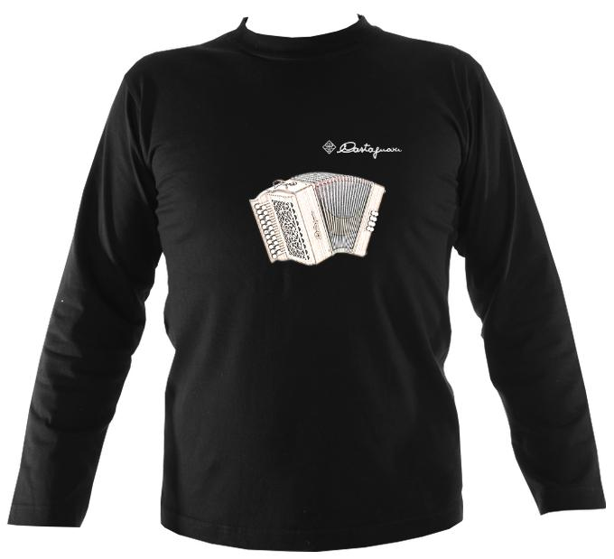 Castagnari Tommy Melodeon Mens Long Sleeve Shirt