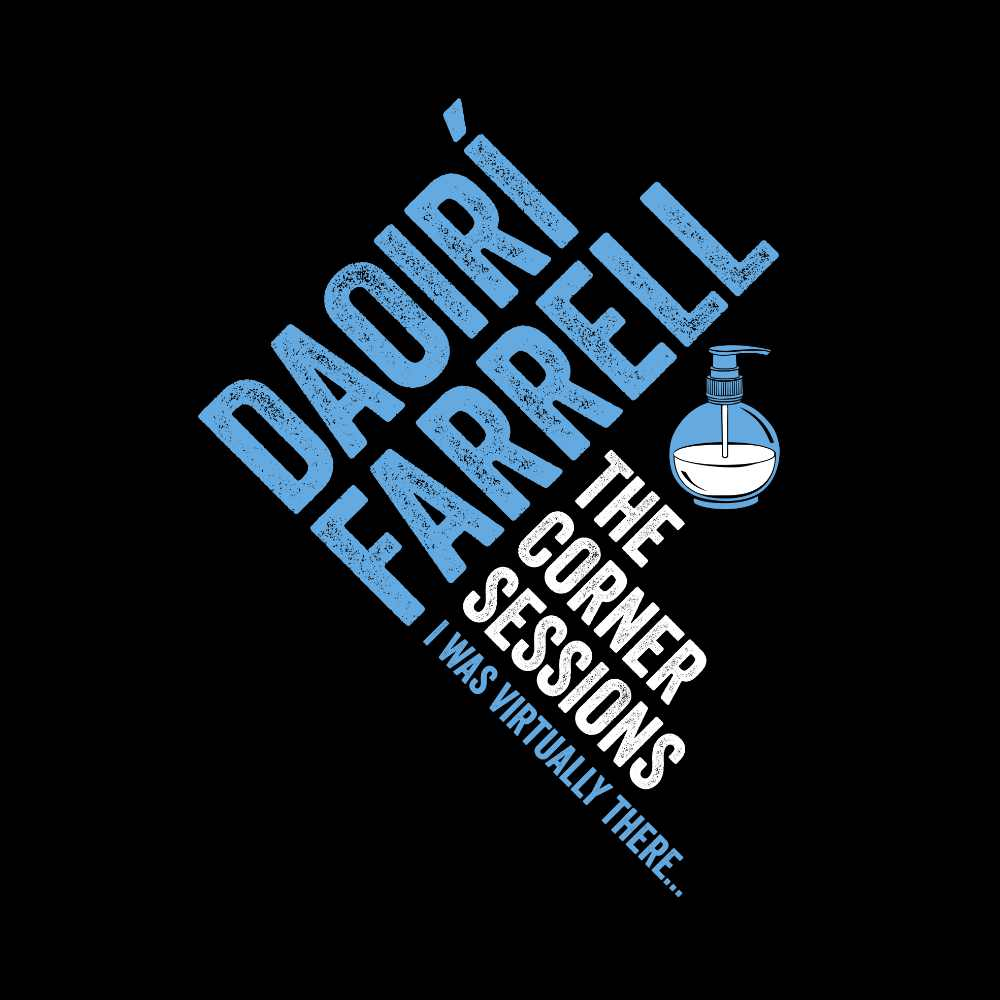 Daoiri Farrell Corner Session Bottle Mens Long Sleeve Shirt - Long Sleeved Shirt - - Mudchutney