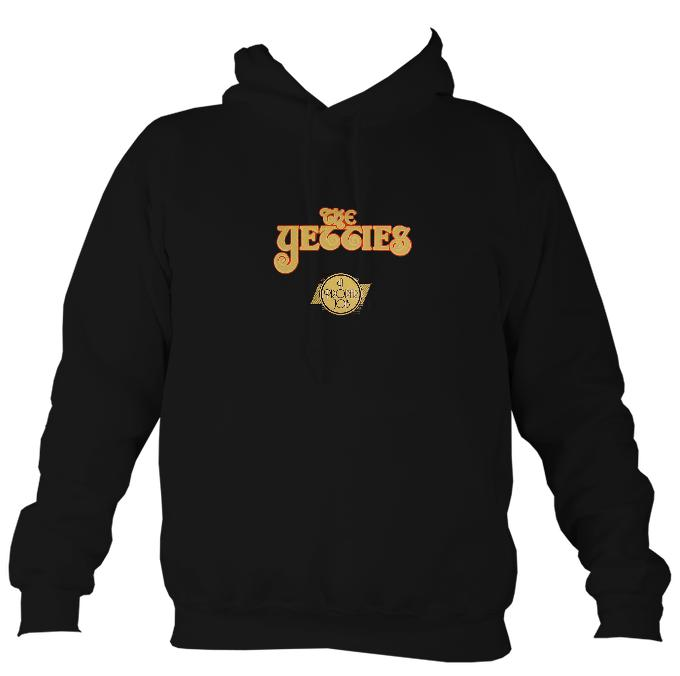 "The Yetties ""Proper Job"" Hoodie-Hoodie-Jet black-Mudchutney"