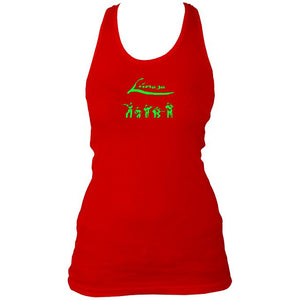 Lúnasa Band Ladies Racerback Vest