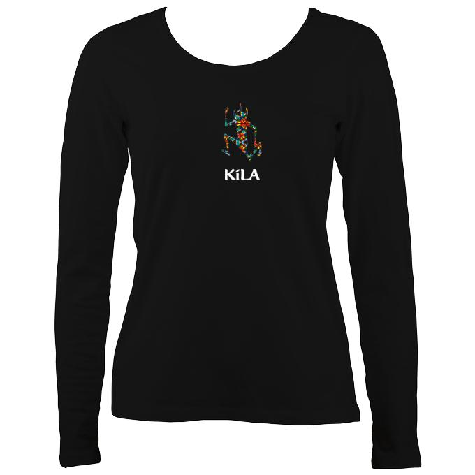 Kila After Eight Ladies Long Sleeve Shirt