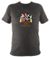 "The Demon Barbers ""The Lock In"" Christmas Carol T-shirt"