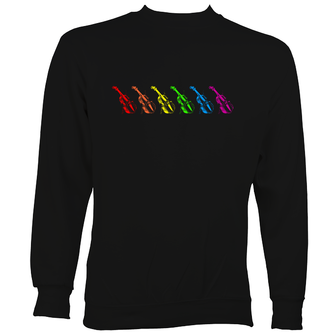 Rainbow Fiddles Sweatshirt