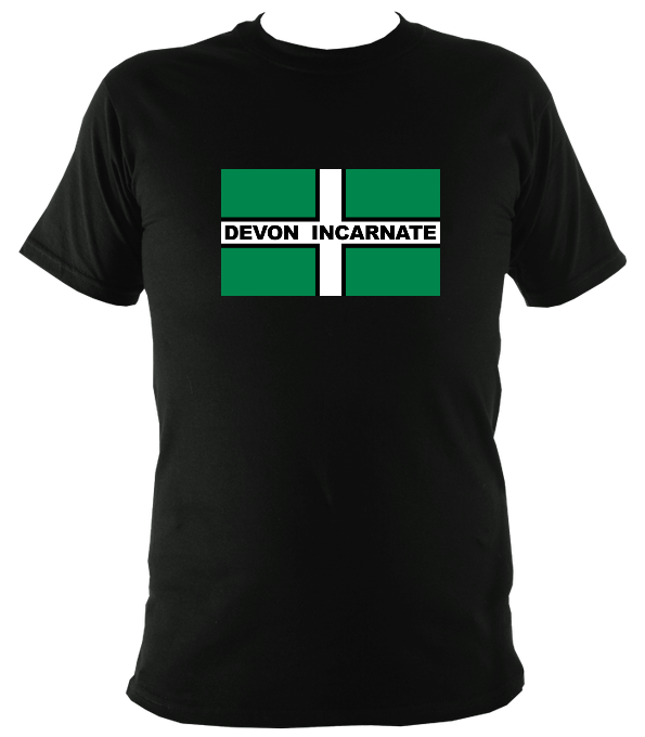 """Devon Incarnate"" T-shirt 