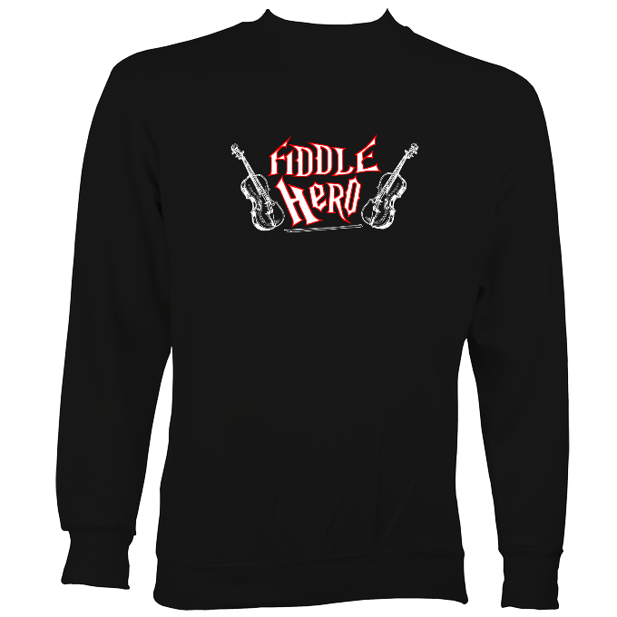 Fiddle Hero Sweatshirt