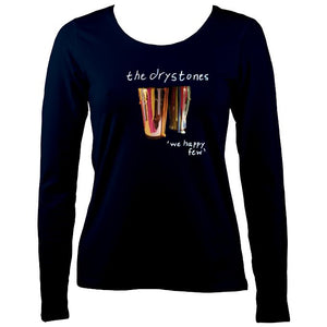 "The Drystones ""We Happy Few"" Ladies Long Sleeve Shirt"