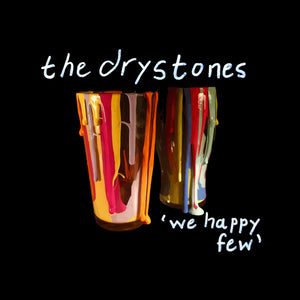 "The Drystones ""We Happy Few"" T-shirt - T-shirt - - Mudchutney"