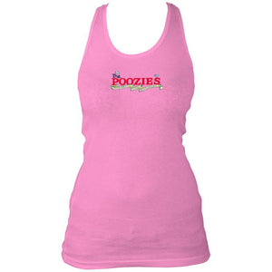 The Poozies Ladies Racerback Vest