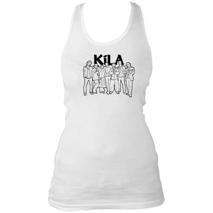 Kila Band Ladies Racerback Vest