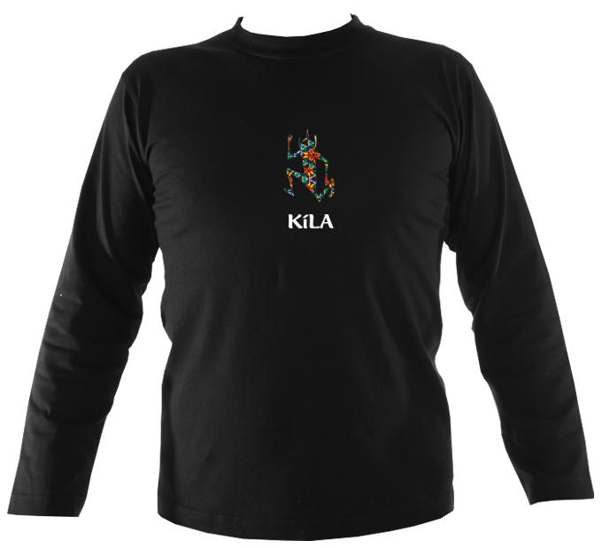 Kila After Eight Mens Long Sleeve Shirt