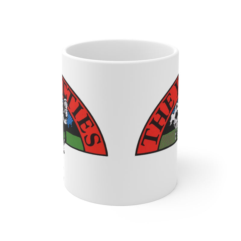 The Yetties Ceramic Coffee Mug 0.33l