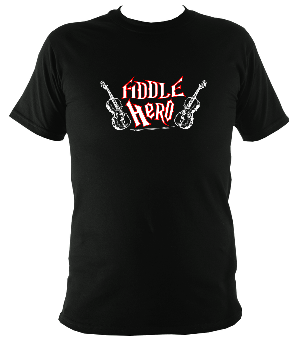 Fiddle Hero T-shirt
