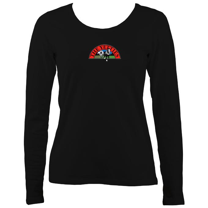 The Yetties Ladies Long Sleeve Shirt