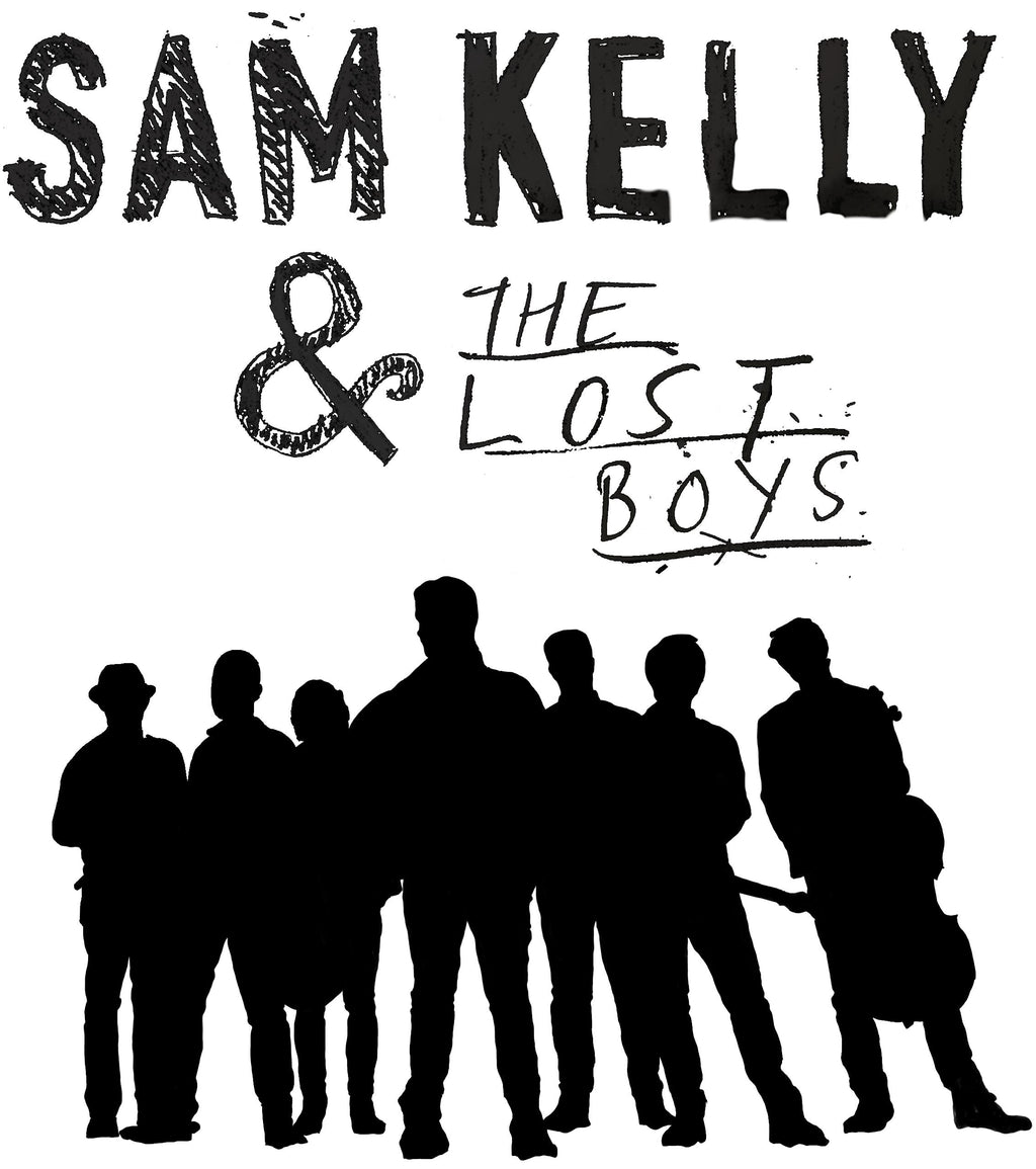 Sam Kelly and the Lost Boys T-shirt - T-shirt - - Mudchutney