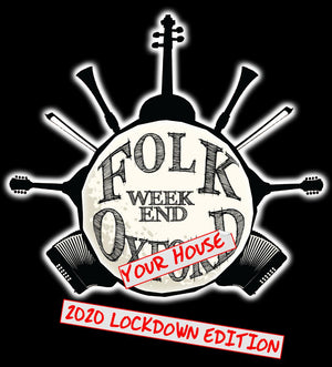 "Folk Weekend: Oxford ""2020 Lockdown Edition"" Hoodie-Hoodie-Mudchutney"