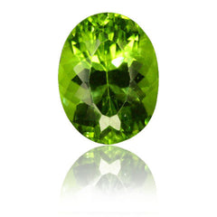3.28ct Oval Peridot