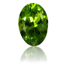 6.78ct Oval Peridot