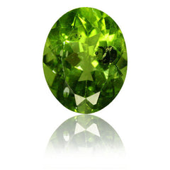 3.69ct Oval Peridot