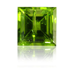 4.42ct Square Peridot