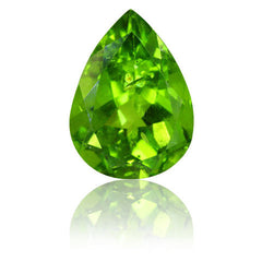 15.40ct Pear Shaped Peridot