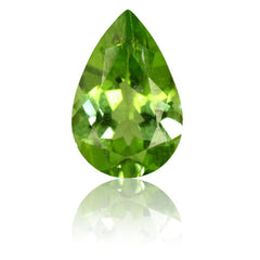 2.61ct Pear Shape Peridot