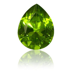 5.13ct Pear Shape Peridot