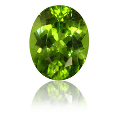 3.12ct Oval Peridot